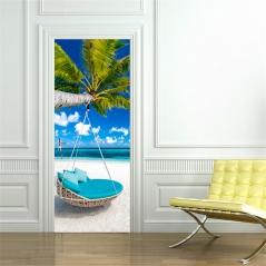 """3D наклейка """"Пляжный Релакс"""""""