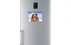 Магниты на холодильник 21х30 см (1 шт)