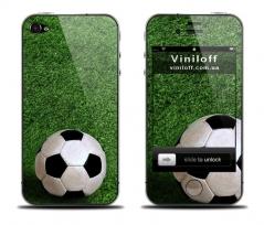"""Наклейка на iPhone """"Футбол"""""""