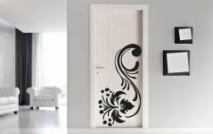 """Наклейка на дверь """"002"""""""