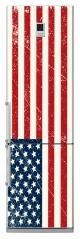 """Наклейка """"Флаг Америки"""""""