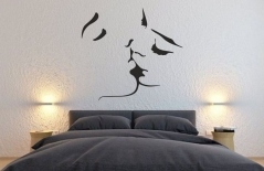 "Наклейка ""Поцелуй перед сном"""