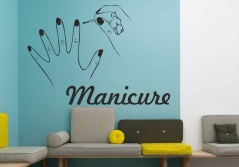"""Наклейка """"Manicure-2"""""""