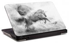 "Наклейка на ноутбук ""Единорог"" (263х173 мм)"