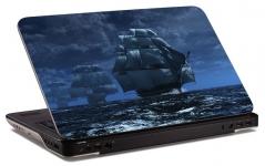 "Наклейка на ноутбук ""Ветер в парусах"" (259х169 мм)"