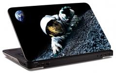 "Наклейка на ноутбук ""Космонавт"" (259х174 мм)"