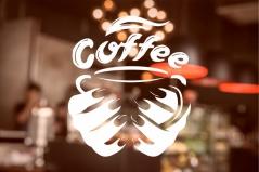 "Наклейка ""Coffee"""