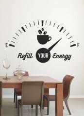 """Наклейка """"Your energy"""""""