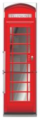 "Наклейка на холодильник ""TELEPHONE"" (60х185 см)"