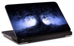 "Наклейка на ноутбук ""Волшебное дерево"" (316х208 мм)"